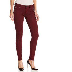 🆕 NWT Hudson Women's Midrise Collin Skinny Jeans